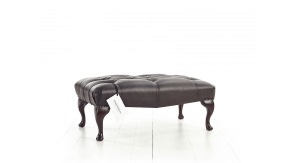 Distinctive Chesterfield Newby Footstool