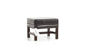 Distinctive Chesterfield Walcott Footstool