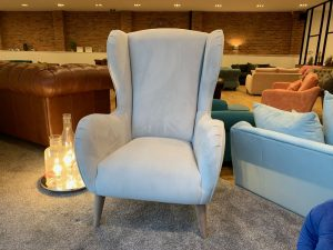 Distinctive Chesterfields Erin Chair