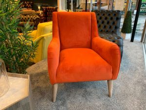 Distinctive Chesterfields Jesse Chair