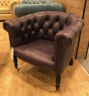 Distinctive Chesterfields Oxford Chair