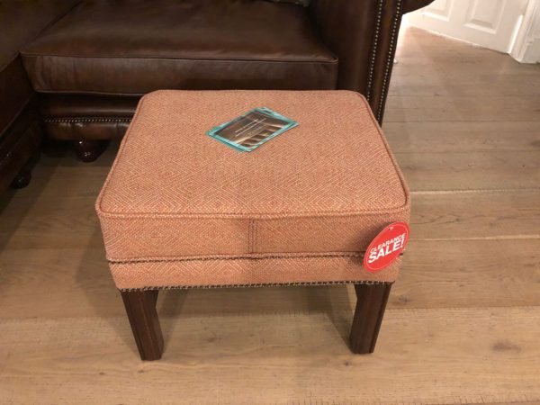 Distinctive Chesterfields Walcott Stool