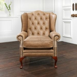 Chesterfield Chair by Distinctive Chesterfields