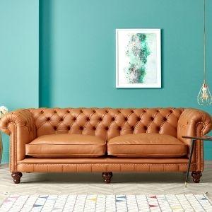 Hampton Chesterfield Sofa
