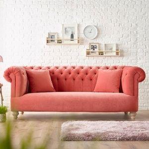 Flora Sofa by Distinctive Chesterfields