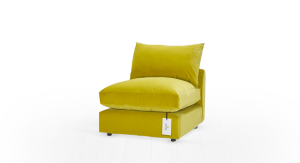 Distinctive Chesterfields Arnie Straight Sofa