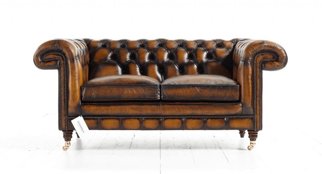 Distinctive Chesterfields Chatsworth Chesterfield Sofa