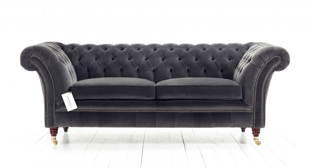 Distinctive Chesterfields Drummond Chesterfield Sofa