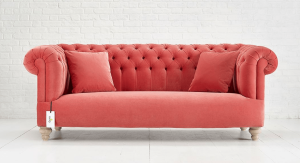 Distinctive Chesterfields Flora Sofa