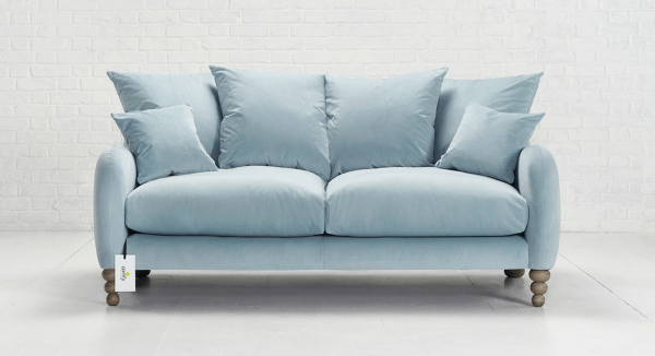 Distinctive Chesterfields Flump Scatter Back Sofa