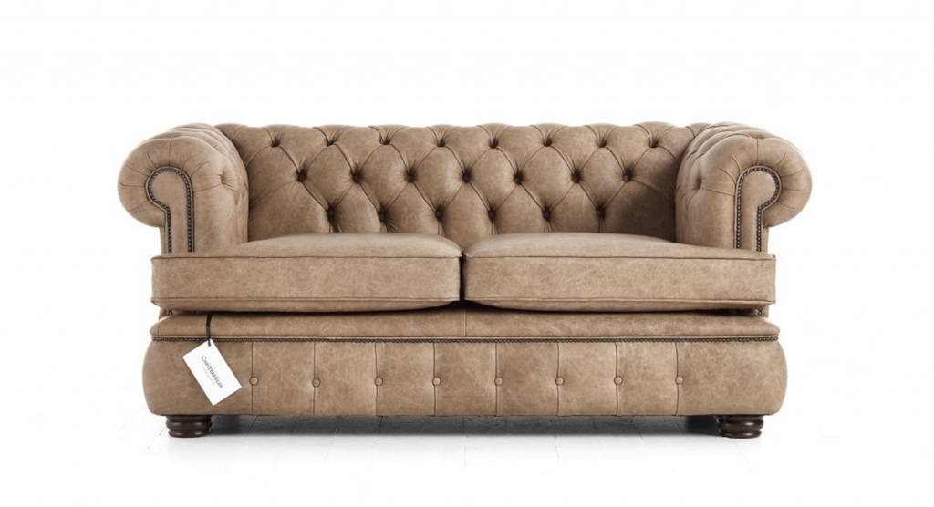 Distinctive Chesterfield Harewood Chesterfield Sofa