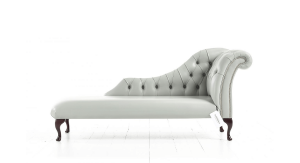Distinctive Chesterfield Duchess Chaise Longue