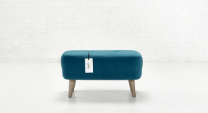 Distinctive Chesterfield Ringo Stool
