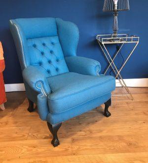 Distinctive Chesterfield Osborne Chair
