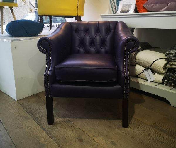 Distinctive Chesterfields Rockingham Chair