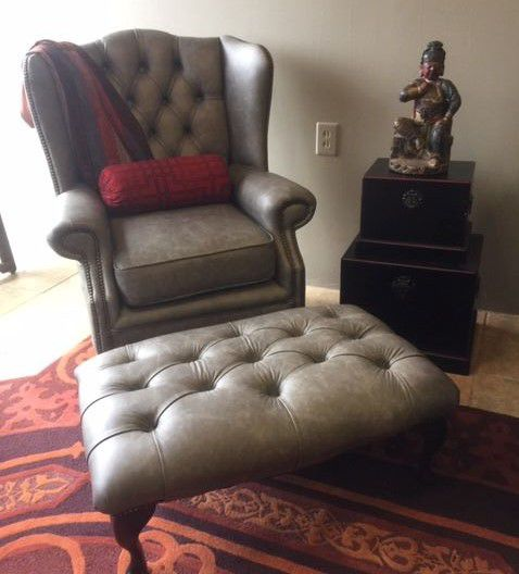 Distinctive Chesterfields Highclere Chair
