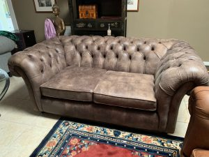 Distinctive Chesterfield Wandsworth Chesterfield Sofa